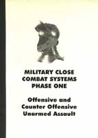 Military Close Combat Systems Phase One