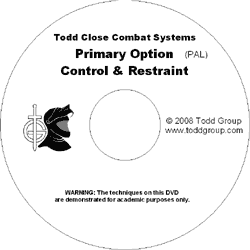 Primary Option Control & Restraint